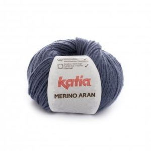 laine-fil-merinoaran-tricot-merino-superwash-acrylique-bleu-moyen-automne-hiver-katia-ocomptoirdespassios-villemursurtarn