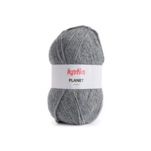 Laine-fil-planet-tricoter-acrylique-gris-moyen-automne-hiver-katia-OCOMPTOIRDESPASSIONS-villemursurtarn