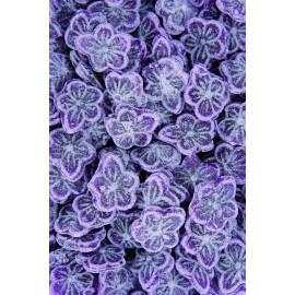 Violette-ocomptoirdespassions-villemursurtarn-bonbons-acidules-forme-fleur-saveur-violette