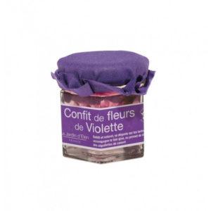 Violettes-Toulouse-confit-de-fleurs-de-violette-110g-maisondelaviolette-ocomptoirdespassions-villemursurtarn