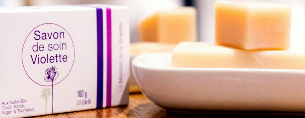 violettes-savon-bio-ocomptoirdespassions-villemursurtarn-lamaisondelaviolette